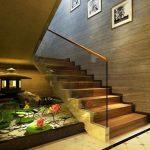 Hướng dẫn chọn gạch trang trí tường cầu thang có màu hợp Mệnh