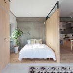 Lý do bạn nên chọn vách ngăn phòng ngủ bằng gỗ