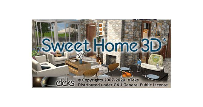 SweetHome ứng dụng thiết kế nhà đẹp