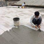 Nguyên tắc kỹ thuật cần nhớ khi chống nóng mái bằng bê tông bọt