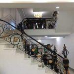 Ưu điểm nổi bật của cầu thang sắt mỹ thuật