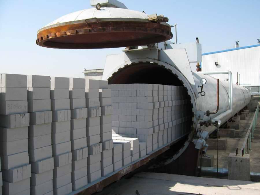Tìm hiểu về dây chuyền sản xuất gạch siêu nhẹ