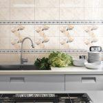 Hướng dẫn chọn gạch ốp tường bếp siêu bền đẹp