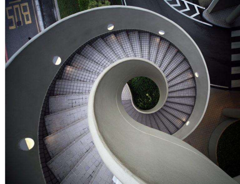 Nguyên tắc xây dựng  – thiết kế cầu thang tròn