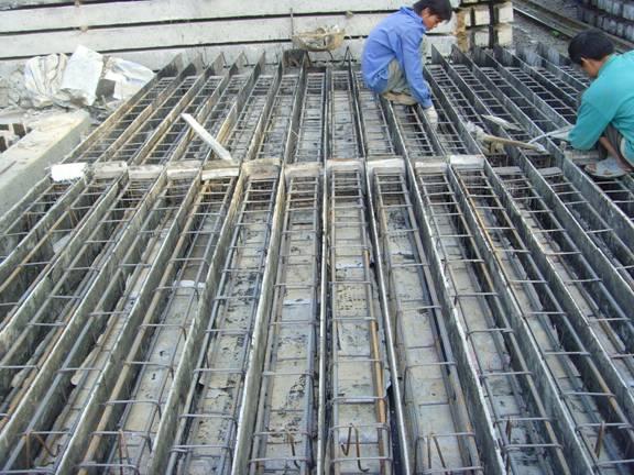 Tìm hiểu về kết cấu bê tông cốt thép nhà dân dụng