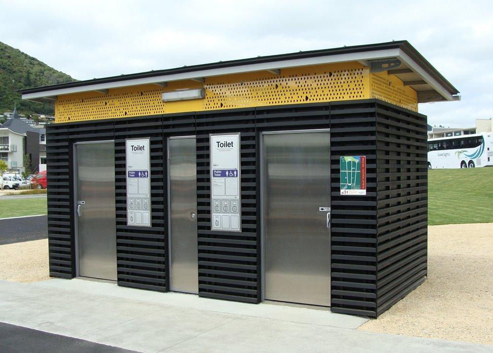 Tìm hiểu về tiêu chuẩn thiết kế nhà vệ sinh công cộng