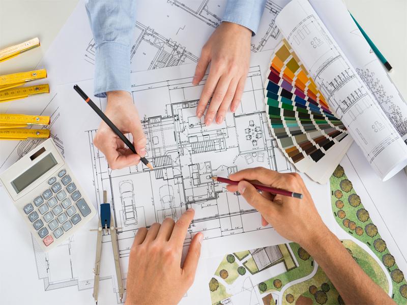 Tìm hiểu về quy trình xây nhà ở dân dụng