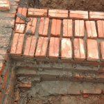 Những thông tin cần biết khi xây móng nhà bằng gạch