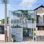 Tại sao nên làm nhà phố bằng kết cấu khung thép