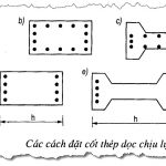 Nguyên tắc bố trí thép cột đảm bảo an toàn chất lượng