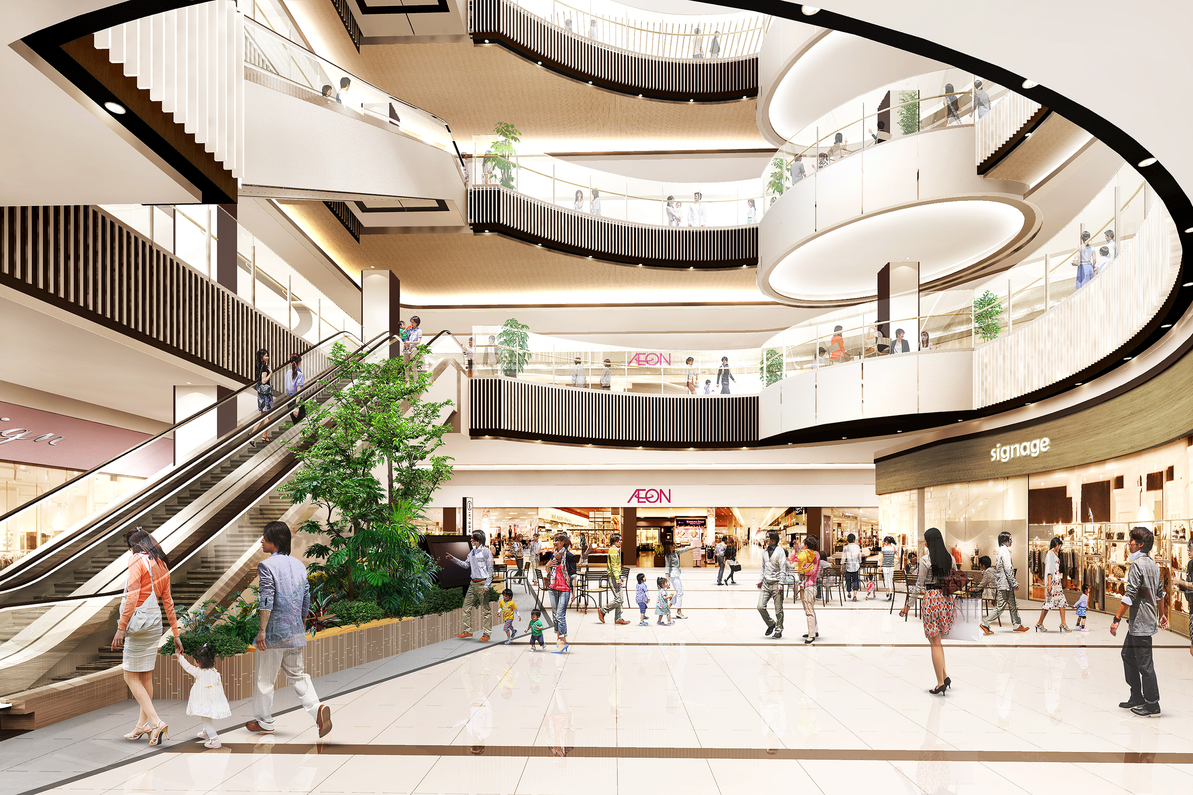Bạn đã biết về tiêu chuẩn thiết kế trung tâm thương mại chưa?