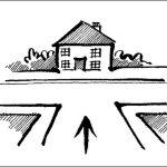 Lý giải đường đâm thẳng vào nhà có sao không?