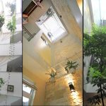 Giếng trời trong nhà – Mang lại sức sống cho ngôi nhà