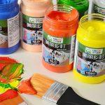 Những thông tin về màu acrylic không nên bỏ qua