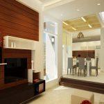Có ảnh hưởng gì không khi nền nhà bếp cao hơn phòng khách?