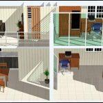 Thiết kế tầng lửng làm phòng khách – Nét đẹp mới cho không gian