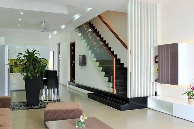 Khi thiết kế cầu thang cuối nhà bạn nên để ý đến vấn đề gì?