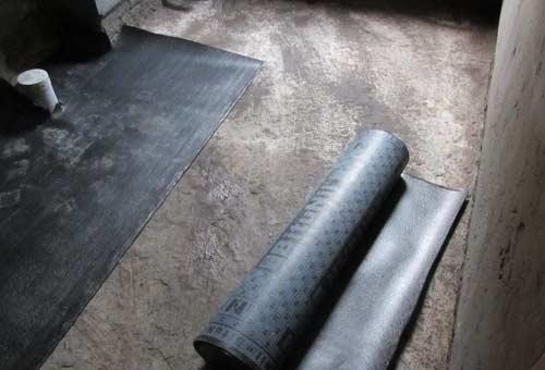 Hướng dẫn chống thấm nhà vệ sinh bằng màng chống thấm