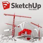 Những tính năng nổi bật của phần mềm sketchup 2015 full