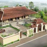 Những đặc trưng về kiến trúc nhà thờ họ tại Việt Nam