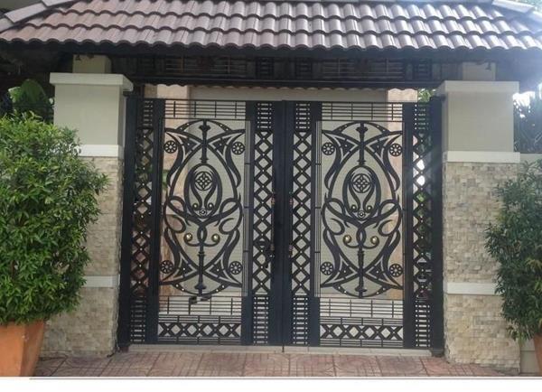 Những kiểu cổng nhà đẹp dành cho xu hướng xây dựng 2020
