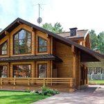 Nhà mái gỗ - Nét đẹp ấn tượng, sang trọng, tinh tế