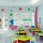 Cần lưu ý điều gì khi thiết kế nhà trẻ mẫu giáo