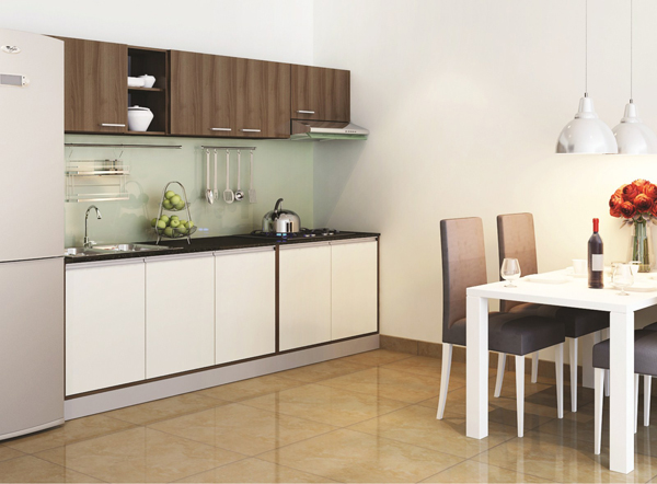 Ý tưởng cho không gian bếp nhỏ hiện đại năm 2020