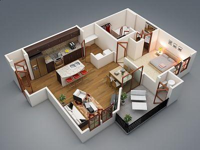 Tại sao mẫu nhà 3 phòng ngủ lại được nhiều người lựa chọn?