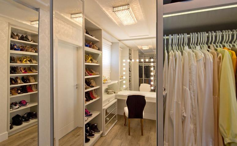 Xây tủ quần áo bằng gạch - Ý tưởng thú vị trong thiết kế nhà riêng