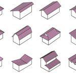 Các kiểu mái nhà vừa sang trọng vừa hiện đại