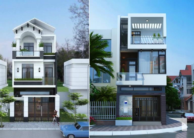 Xu hướng xây dựng mới dành cho mẫu nhà 3 tầng đẹp nhất