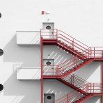 Tiêu chuẩn thiết kế thang thoát hiểm có thể bạn chưa biết