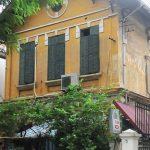 Khai phá nét nổi bật trong những căn biệt thự cổ Hà Nội xưa
