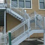 Lý do bạn thiết kế cầu thang thoát hiểm ngoài trời là gì?