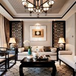 Xu hướng thiết kế nội thất phong cách Á Đông trong nhà hiện đại