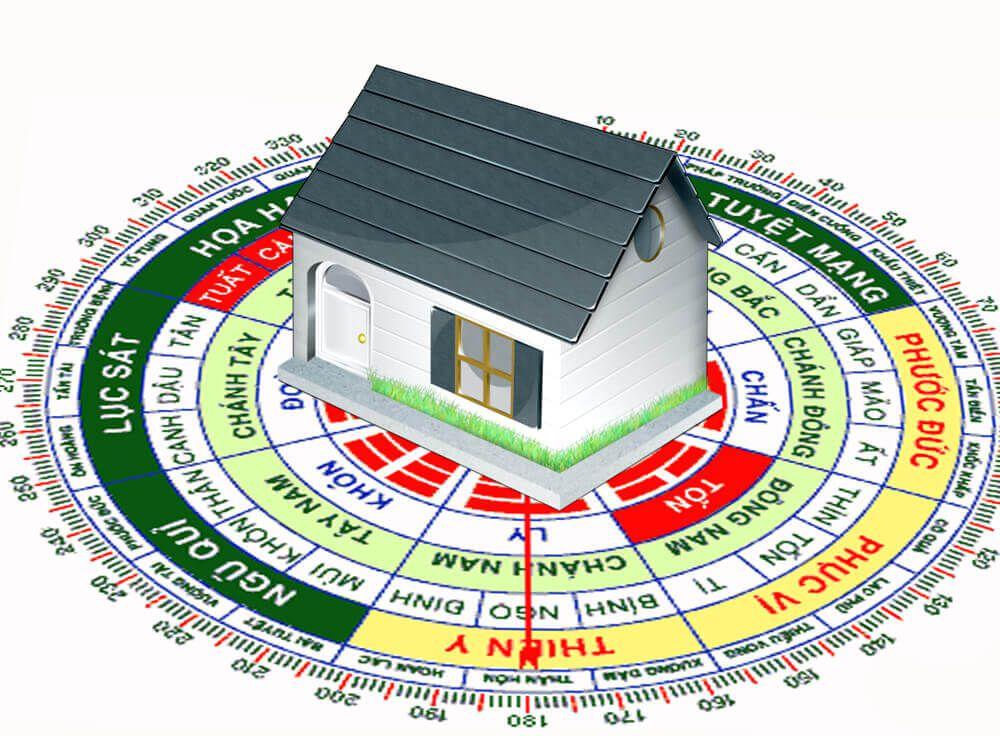 Giải đáp câu hỏi lấy tuổi vợ làm nhà được không