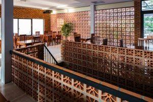 lan can đẹp quán cafe