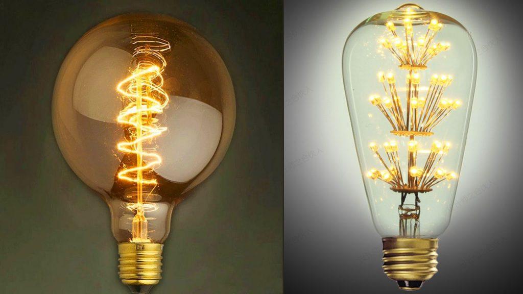 lựa chọn bóng đèn trong tính toán chiếu sáng trong nhà
