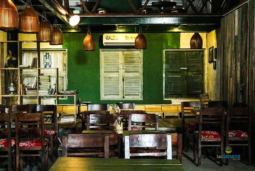 cộng cafe phạm ngọc thạch thiết kế kiến trúc