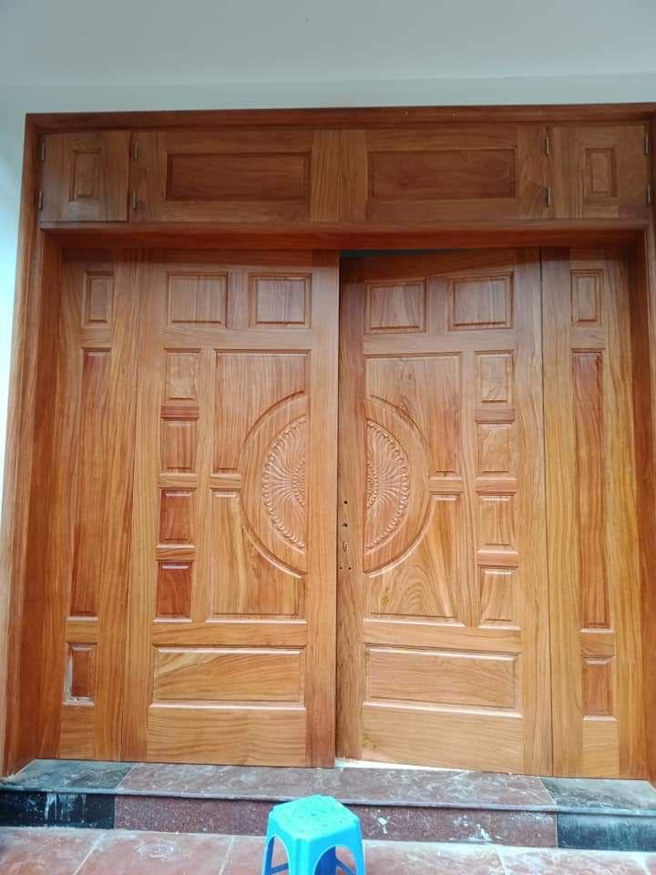 cửa gỗ lim