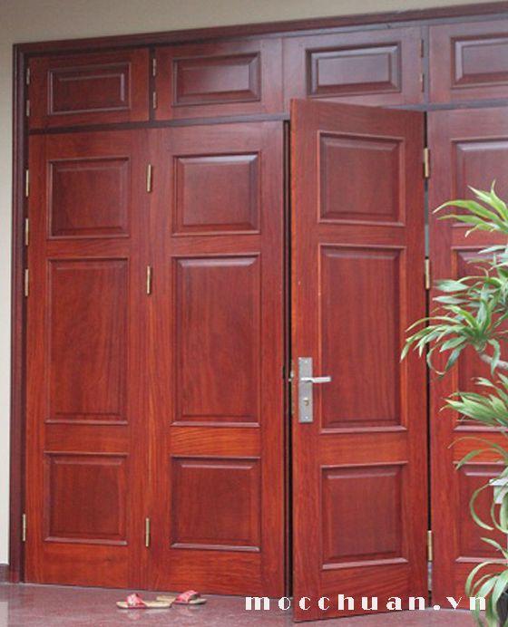 cửa gỗ Lim lào