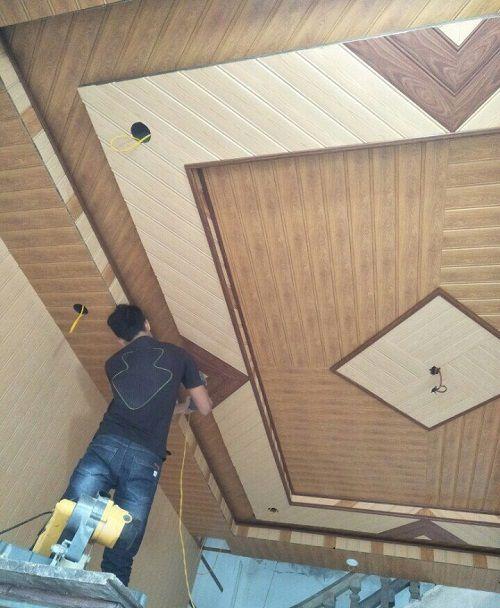 Trần tôn xốp là gì? Cấu tạo xốp chống nóng trần nhà