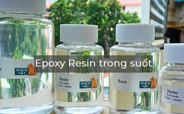 Resin là gì Epoxy Resin